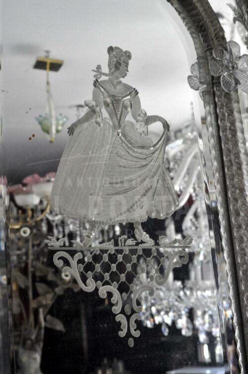 Espejo Tríptico Veneciano   2