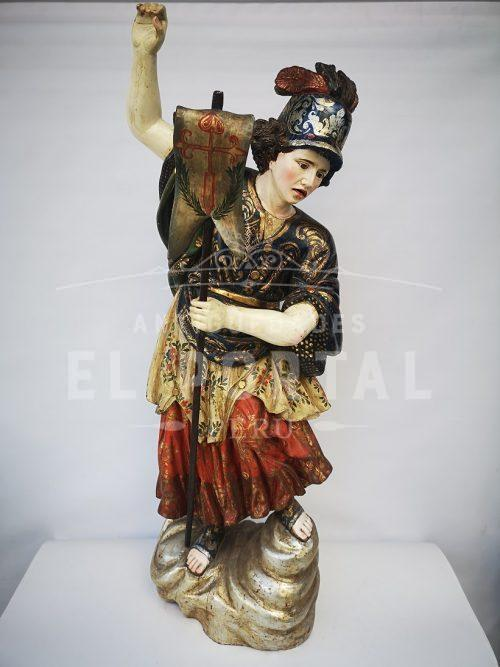 Figura Religiosa Arcángel San Miguel | 1