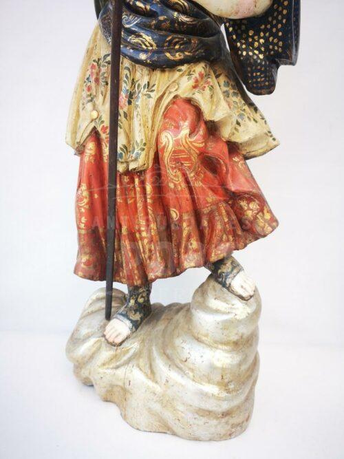 Figura Religiosa Arcángel San Miguel | 3
