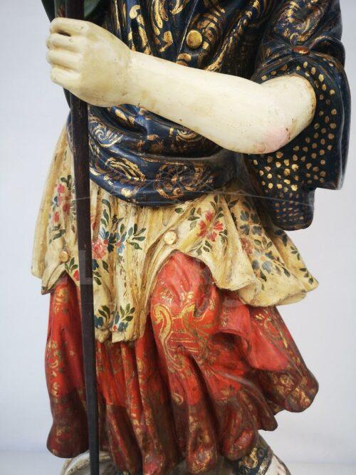 Figura Religiosa Arcángel San Miguel | 4