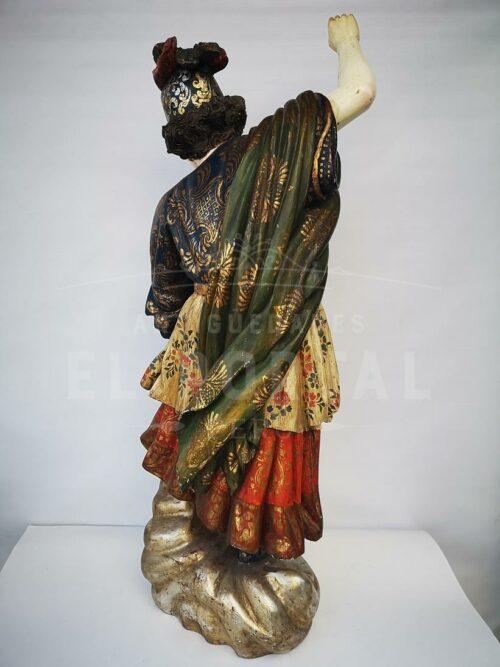 Figura Religiosa Arcángel San Miguel | 5