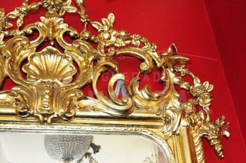 Espejo francés dorado | 3