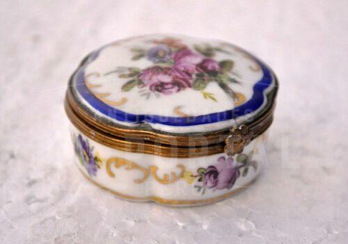 Cofre  de Porcelana Sevres | 1