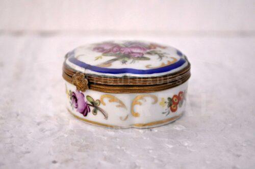 Cofre  de Porcelana Sevres | 2