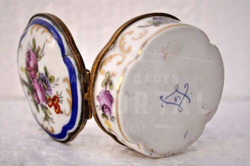 Cofre  de Porcelana Sevres | 3