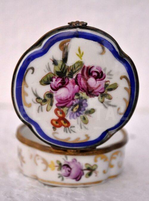 Cofre  de Porcelana Sevres | 4