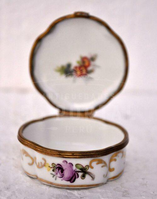 Cofre  de Porcelana Sevres | 5