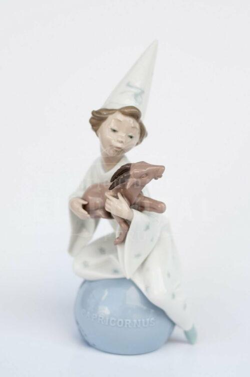 Lladró figura de porcelana Horóscopo Capricornio | 1