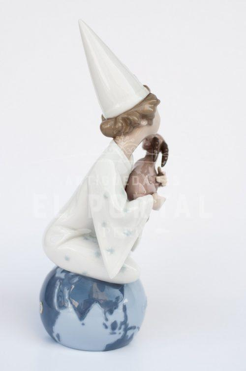 Lladró figura de porcelana Horóscopo Capricornio | 3