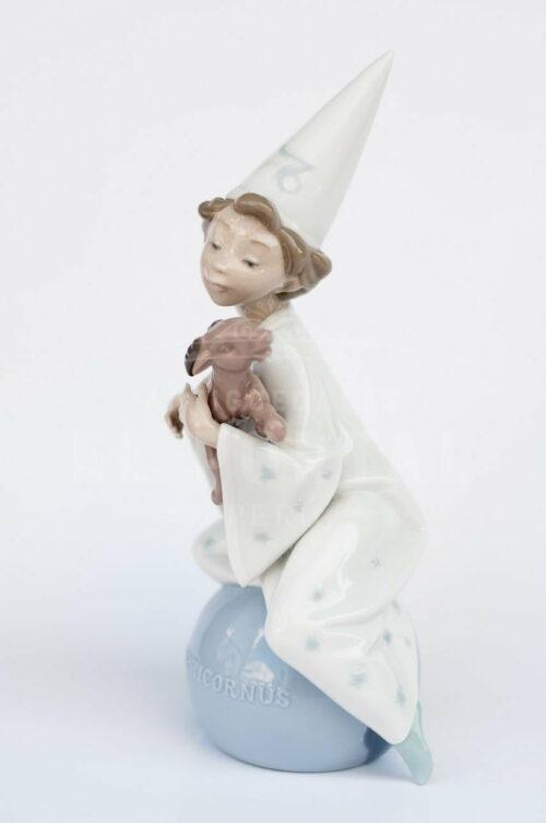 Lladró figura de porcelana Horóscopo Capricornio | 4