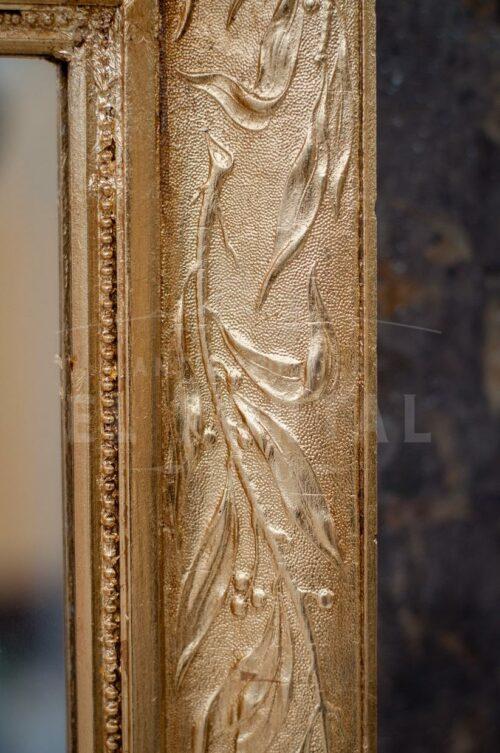 Espejo francés dorado | 2