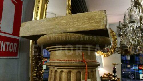 Columnas de madera de estilo Dórico | 1