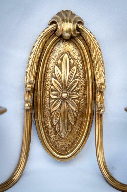 Braquete en bronce estilo Imperio | 2