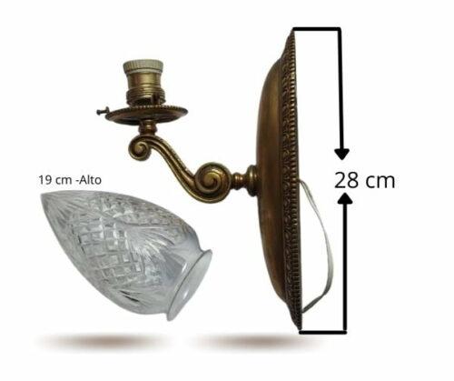 Braquete de bronce de estilo Imperio | 2
