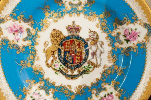 Platos decorativos de Porcelana The Royal Collection | 3