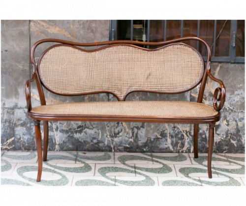 Sofa THONET estilo Viena | 1