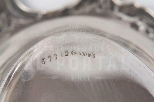 Fuente de plata 800 | 3