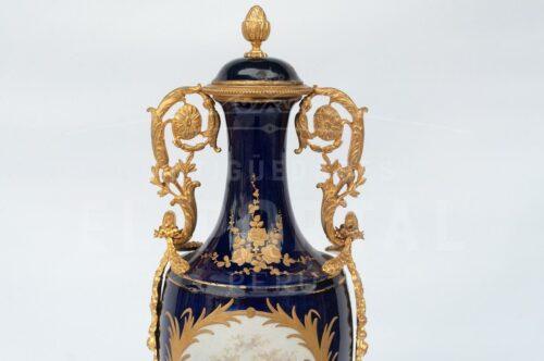 Sèvres Ánfora de Porcelana | 6
