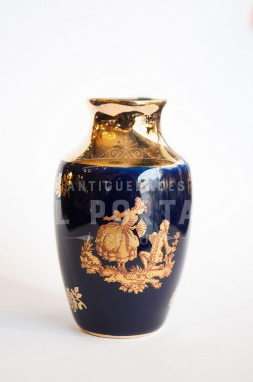 Florero en miniatura Limoges-France | 1