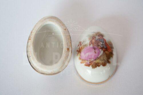 Limoges France Huevo en miniatura | 3