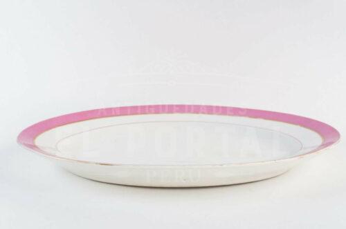 Fuente bandeja de Porcelana | 4