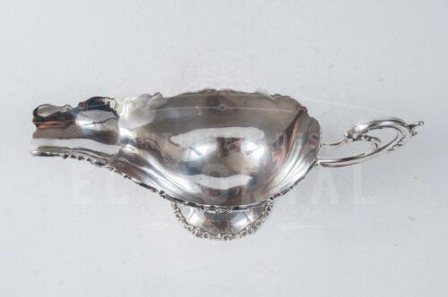 Salsera de Plata Ley 925 | 5