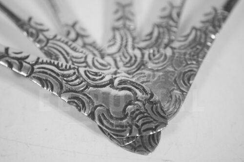 Cucharitas de Plata Ley 925 (Set6) | 1