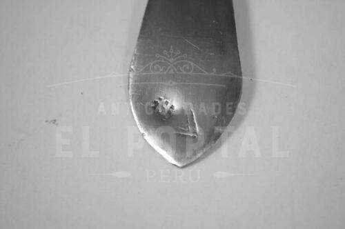Cucharitas de Plata Ley 925 (Set6) | 2