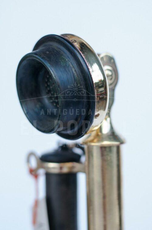 Teléfono modelo candelero Werstern Electric Company | 2