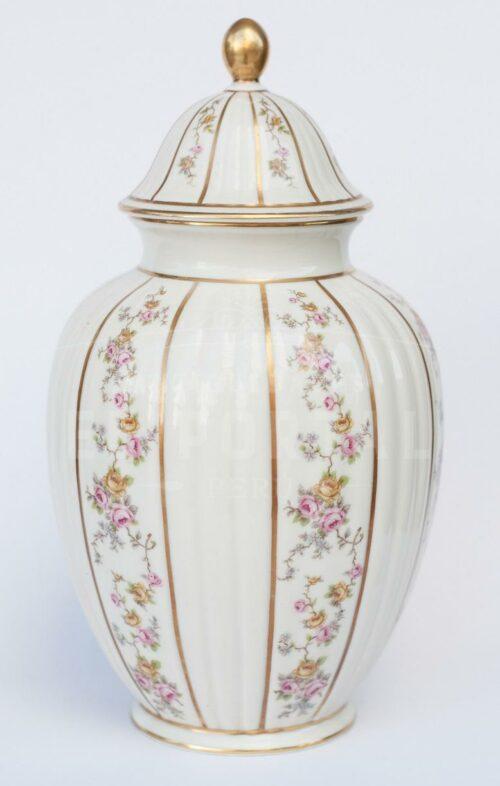 Ánfora jarrón de porcelana Bavaria | 1
