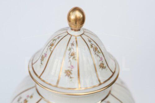 Ánfora jarrón de porcelana Bavaria | 2