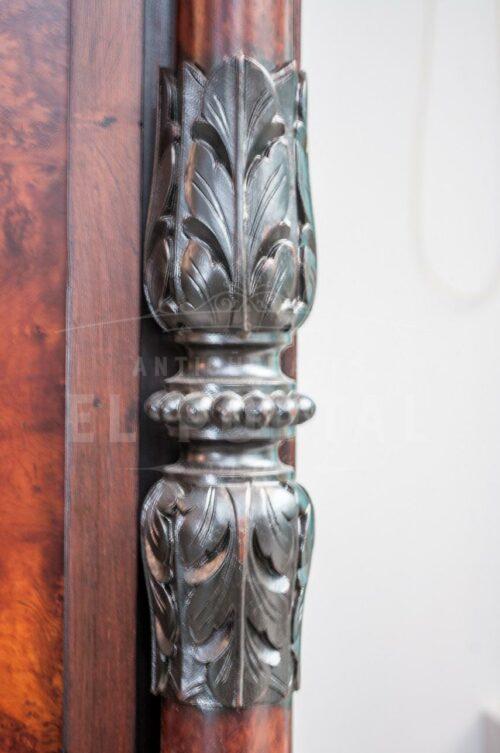 Vitrina de madera  estilo Inglés | 1