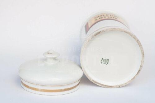 Botamen Conservera de porcelana origen francés   2