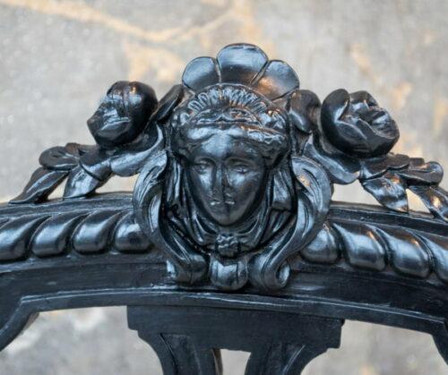 Silla de estilo Luis XVl | 4