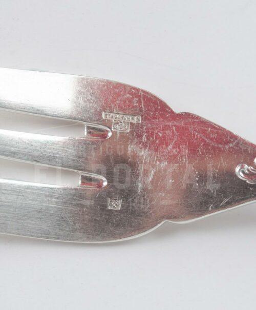 Christofle cuchara y tenedor de servir | 5