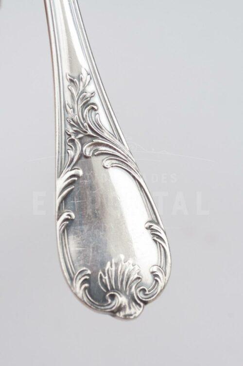 Christofle cuchara y tenedor de servir | 6