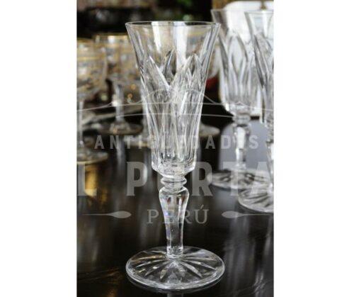 Copas de cristal San Luis-Francia | 2
