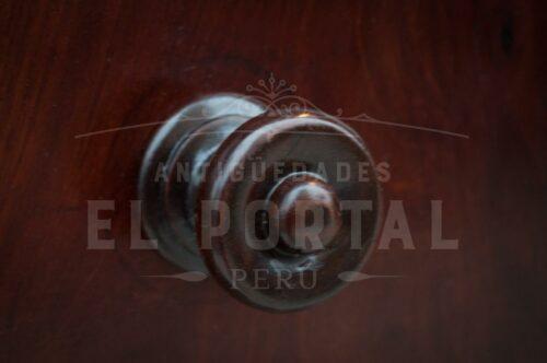 Cómoda criolla marquetería en bronce | 5