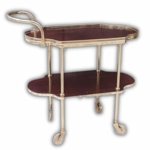 mesa rodante