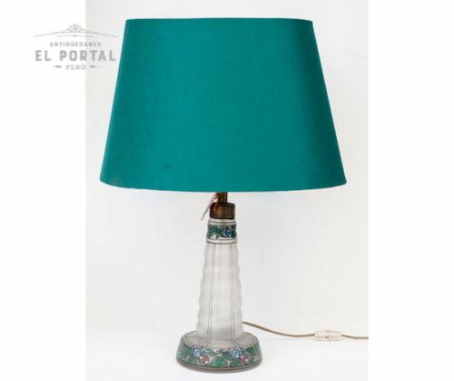 lampara-mesa-vidiro-pintado-italia
