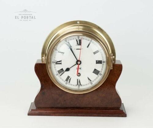 Reloj de barco marca Sestrel