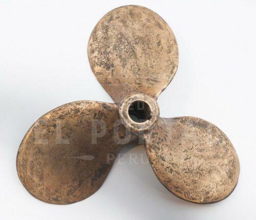 Hélice de bronce | 1