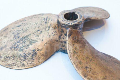 Hélice de bronce | 2