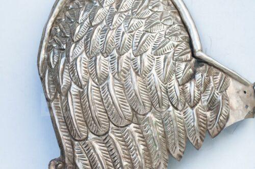 Par de alas de plaqué repujado | 6