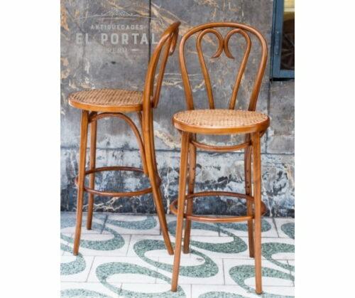 sillas-de-viena-bar-madera