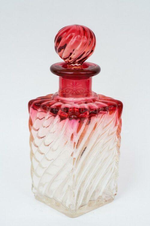 Perfumero de cristal Baccarat   1