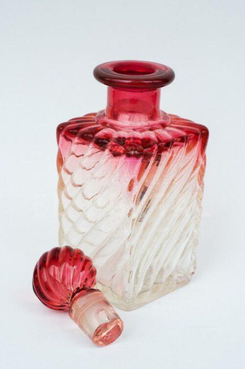 Perfumero de cristal Baccarat   2
