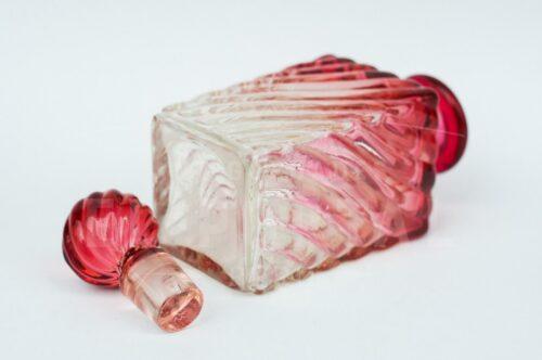 Perfumero de cristal Baccarat   4