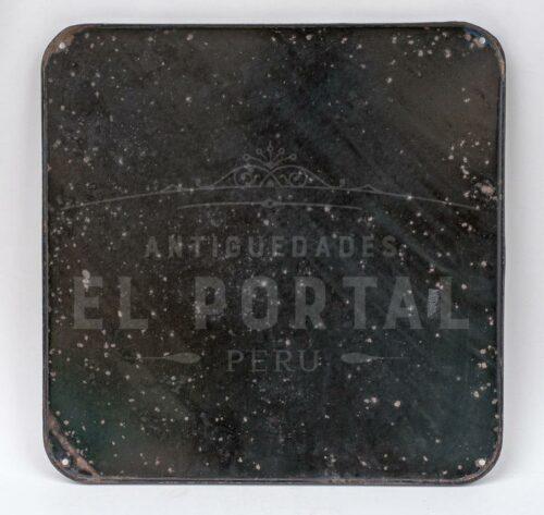 Letrero esmaltado de Llantas Pirelli | 1