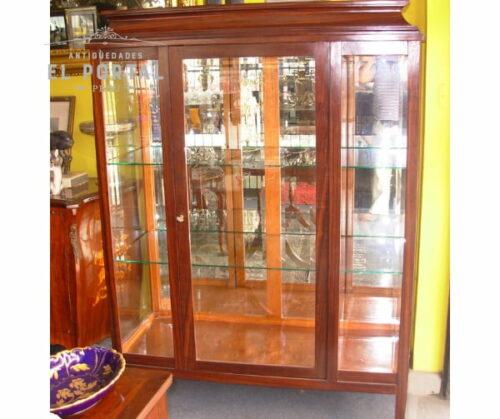 6066-vitrina-de-cedro-enchape-de-palisandro